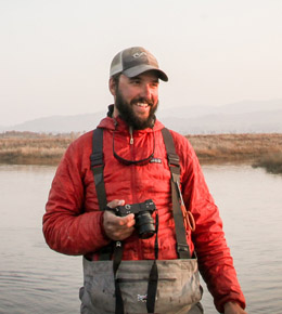 Jeff is originally from the USA, but now divides his time between New Zealand, Mongolia, and other fishy places.  He's guided for decades.  Jeff takes it to the next level.   He's like a fly fishing life coach... professional, caring, and in the game all day every day.