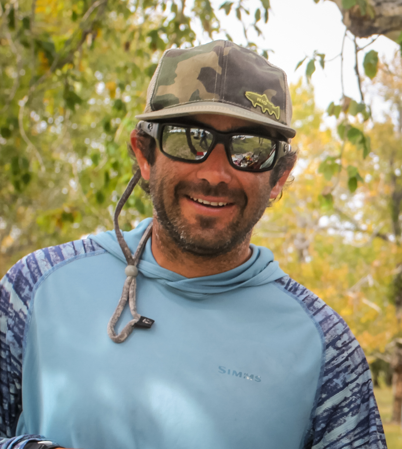 You can always count on a smile from Chino! Andres is as happy on the rivers of Mongolia as he is back home in Chile where he owns and operates Koon Outfitter's. Chino brings a wealth of knowledge, experience and enthusiasm to the team with nearly 15 years of professional guiding experience.