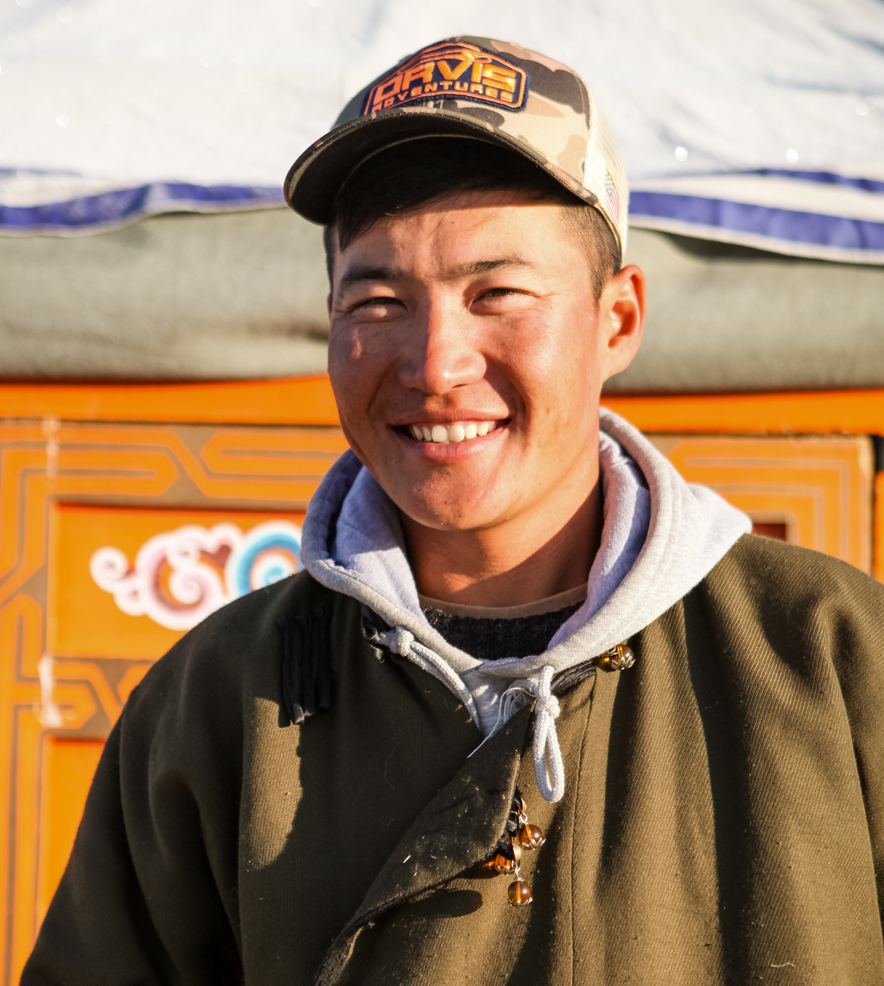 Battulga (Tulga) is pure joy!   He grew up on these rivers and has fished them with his family since childhood.  He is passionate about conservation and making certain every guest smiles all day long.  Tulga makes the Mongolia experience exceptional.